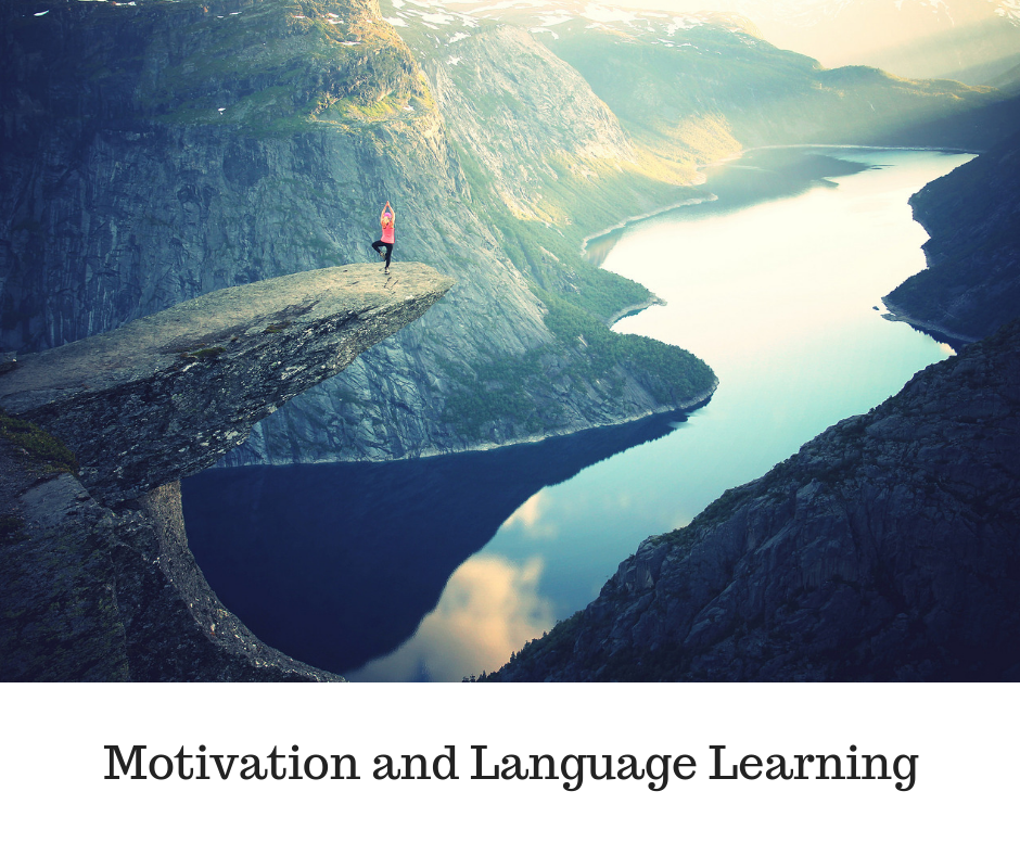 Motivation and Language Learning
