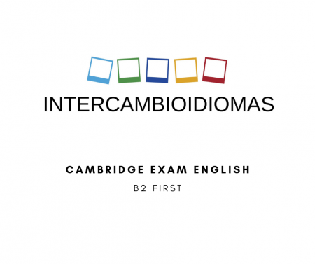 FIRST (B2) SPEAKING (PART 1): STARTER QUESTIONS – Intercambio